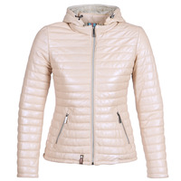 Vêtements Femme Doudounes Oakwood POWER Rose Irisé