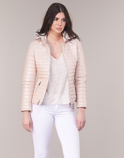 POWER  Oakwood  doudounes  femme  rose irisé