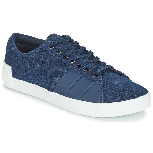 Chaussures Homme Baskets basses Le Coq Sportif FLAG Bleu