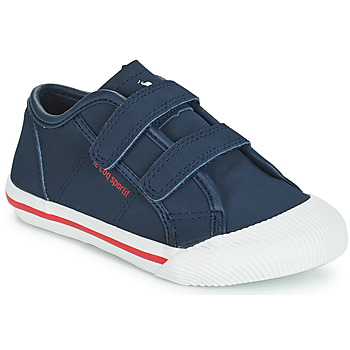 Chaussures Enfant Baskets basses Le Coq Sportif DEAUVILLE-INF WINTER SPORT dress blue