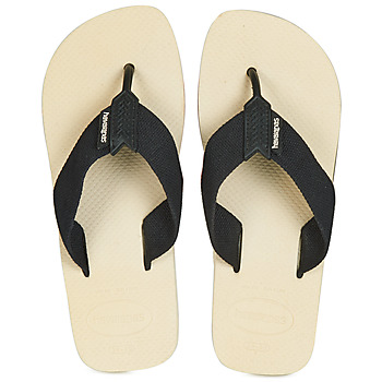 Chaussures Homme Tongs Havaianas URBAN BASIC Beige