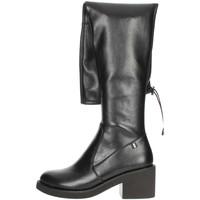 Chaussures Femme Cuissardes Braccialini TA116 Noir