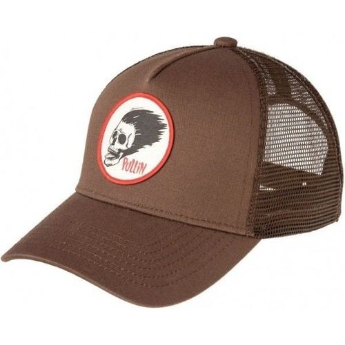 Accessoires textile Homme Casquettes Pull-in TRUCKDEADLIFE Marron