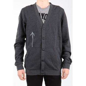 Vêtements Homme Gilets / Cardigans Reebok Sport Bas Revenge SS Black K11904 szary