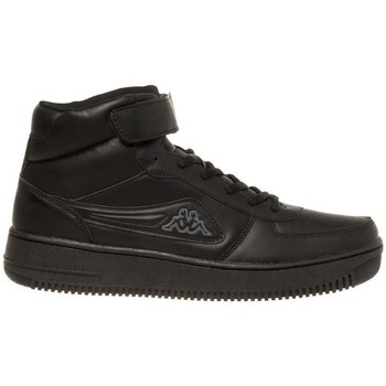 Chaussures Homme Baskets montantes Kappa Bash Mid Noir