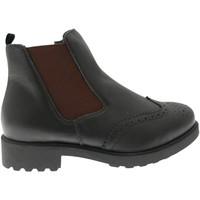 Chaussures Femme Low boots Calzaturificio Loren LOC3753ne nero
