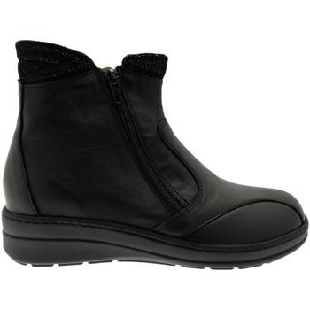 Chaussures Femme Low boots Calzaturificio Loren LOM2755ne nero