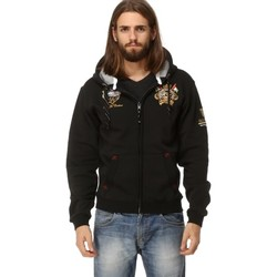 Sweats Geographical Norway Veste / Gilet Géographical norway Gruger Noir