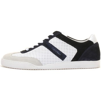 Calvin Klein Jeans Homme Sneakers Blanc...