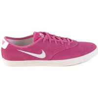 Chaussures Femme Baskets basses Nike Starlet Saddle Lthr Wn Rose