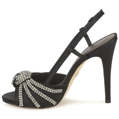 Femme Acer Nu pieds Et Chaussures Sandales Noir Menbur NnOX80PkZw