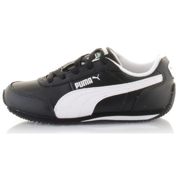 Chaussures Enfant Baskets basses Puma Rio Racer L Kid+jr Blanc