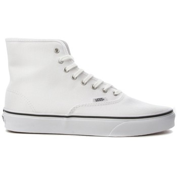 Chaussures Homme Baskets montantes Vans Authentic Hi Blanc