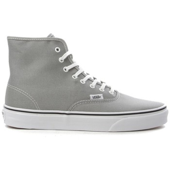 Chaussures Homme Baskets montantes Vans Authentic Hi Gris