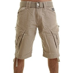 Vêtements Homme Shorts / Bermudas Eagle Square Short  Peninsula Beige Bronze