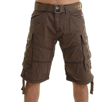 Vêtements Homme Shorts / Bermudas Eagle Square Short  Players Kaki Kaki