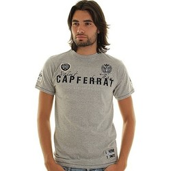 T-shirts manches courtes Eagle Square T-shirt  Kamorano Gris/marine