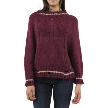 Vêtements Femme Pulls Bsb 040-260048 rouge
