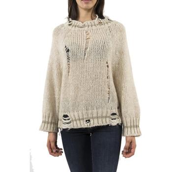 Vêtements Femme Pulls Bsb 040-260048 beige