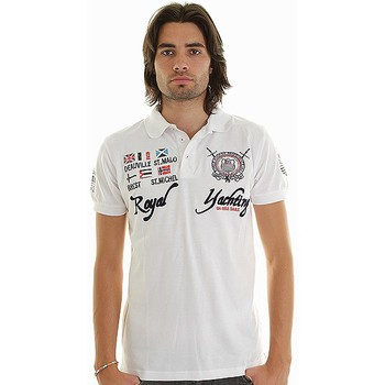 Polos manches courtes Eagle Square Polo  Kubrick