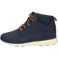 Chaussures Garçon Boots Timberland CA1V86 IRIS
