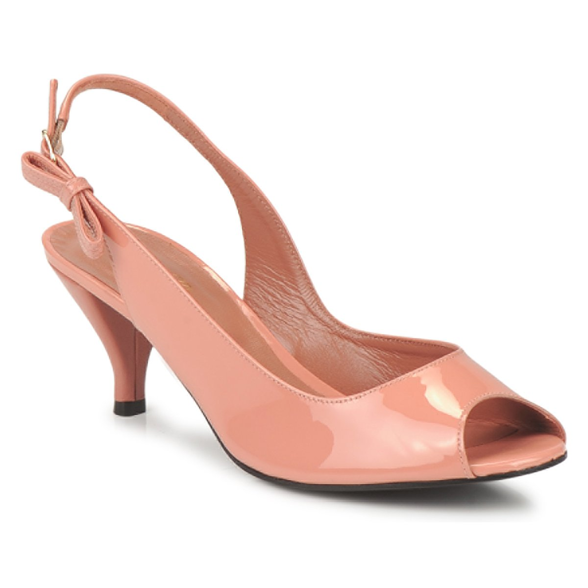 Sandale Robert Clergerie OROC Rose
