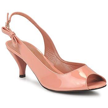 Sandale Robert Clergerie OROC Rose 350x350
