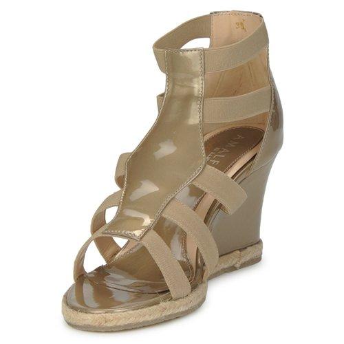 Amalfi By pieds Et Femme Sandales Nu Rangoni Lema VerniceTaupe 6g7bfy