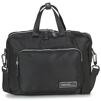Sacs Homme Porte-Documents / Serviettes Calvin Klein Jeans PRIMARY 1 GUSSET LAPTOP BAG Noir