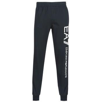 Vêtements Homme Pantalons de survêtement Emporio Armani EA7 TRAIN LOGO SERIES Marine