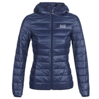 Vêtements Femme Doudounes Emporio Armani EA7 TRAIN CORE LADY LT DOWN JACKET Marine