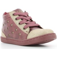 Chaussures Fille Baskets montantes Mod 8 Oulawa ROSE