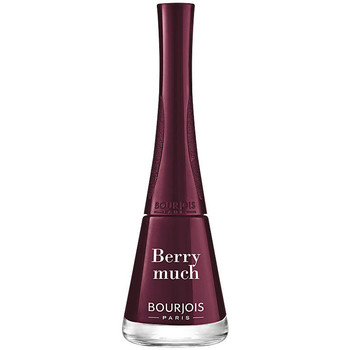 Beauté Femme Vernis à ongles Bourjois 1 Seconde Nail Polish 007-berry Much 9 ml