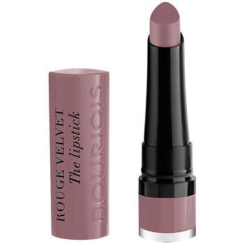 Beauté Femme Rouges à lèvres Bourjois Rouge Velvet The Lipstick 18-mauve-martre 2,4 Gr 2,4 g