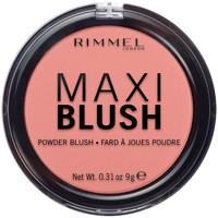Beauté Femme Blush & poudres Rimmel London Maxi Blush Powder Blush 006-exposed 9 Gr 9 g
