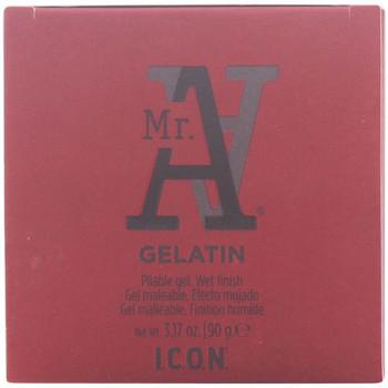 Beauté Soins & Après-shampooing I.c.o.n. Mr. A. Gelatin Pliable Gel Wet Finish 90 Gr 90 g