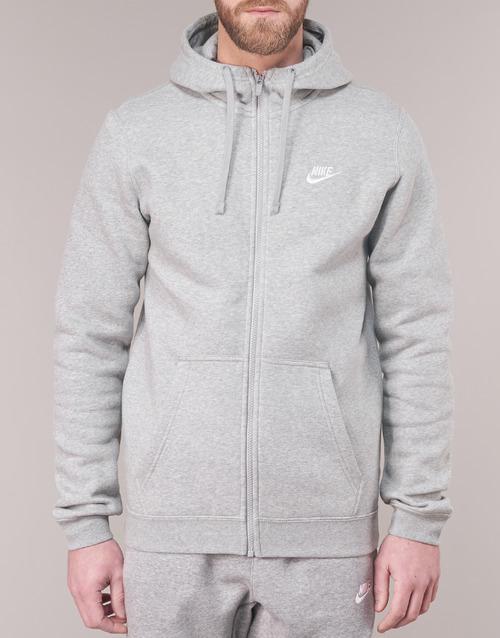 Sweats Gris Nike Men's Sportswear Homme Hoodie jRLq354A