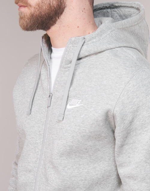 Sweats Men's Nike Hoodie Gris Sportswear Homme 3A54jqRL