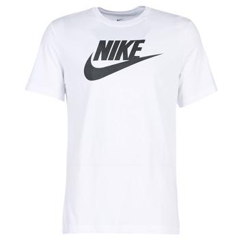 Vêtements Homme T-shirts manches courtes Nike NIKE SPORTSWEAR Blanc