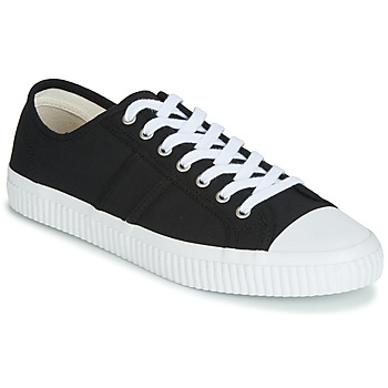 Chaussures Homme Baskets basses Jim Rickey TROPHY Noir / Blanc