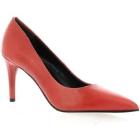 Chaussures Femme Escarpins Elizabeth Stuart Escarpins cuir rouge