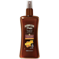 Beauté Protections solaires 1 Coconut & Papaya Dry Oil Spf8 Spray  200 ml