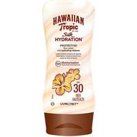 Beauté Protections solaires Hawaiian Tropic Silk Sun Lotion Spf30