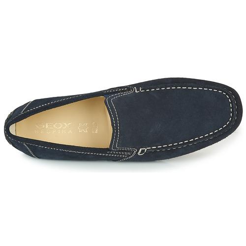 Mocassins Monet Bleu Chaussures Homme Geox 8nwkNPZX0O
