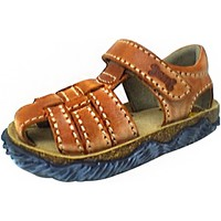Chaussures Garçon Sandales et Nu-pieds Stones and Bones WAXI ORANGE