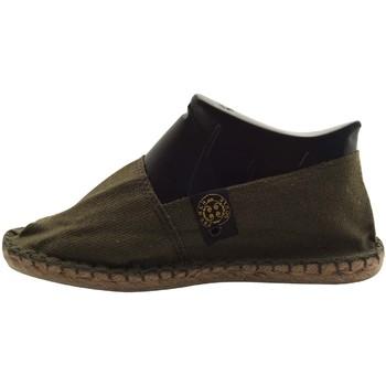 Chaussures Homme Espadrilles French Soule ESPADRILLE UNI KAKI