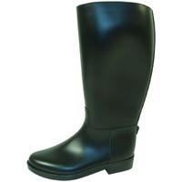 Chaussures Femme Bottes de pluie Méduse FLAMBO 780 NOIR