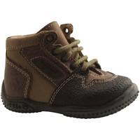 Chaussures Garçon Boots Little Mary ACROBATE NOIR