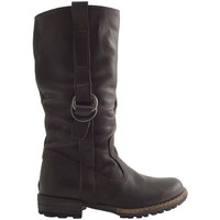 Chaussures Femme Bottes ville Stones And Bones - REYNA - BOTTE - GRIS ANTHRACITE GRIS ANTHRACITE