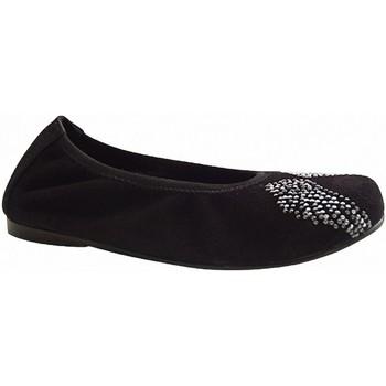 Chaussures Femme Baskets mode Reqin's VESTALE NOIR